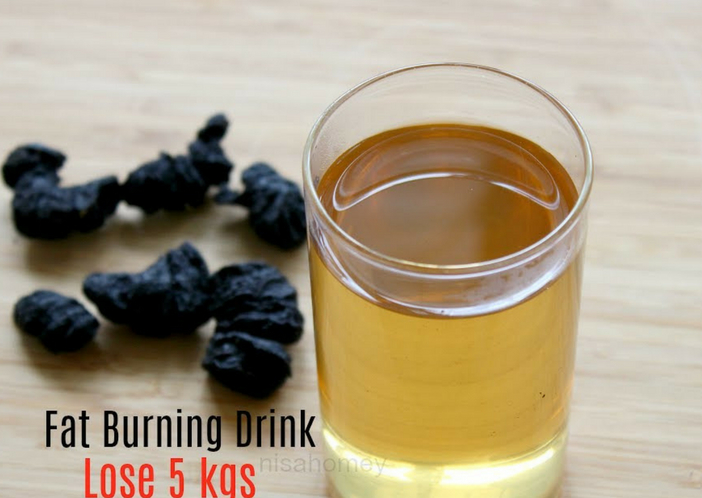 kodampuli drink for weightloss