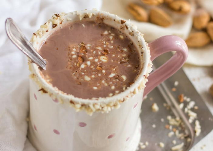 hot chocolate milk tamil