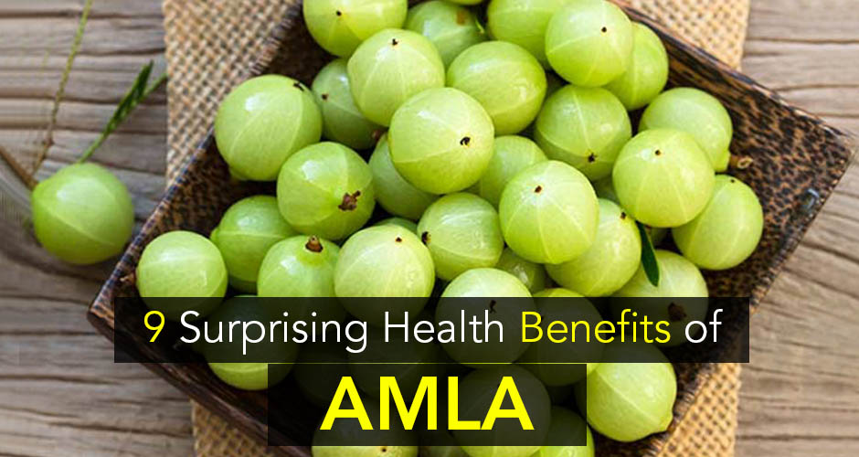 9 surprising health benefits of Amla