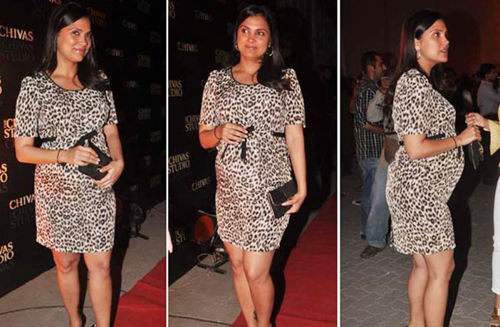 Designer Maternity Wear by Indian Celeb Moms That Were On Point