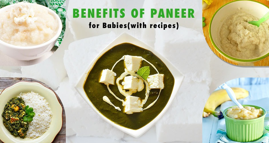 7 Benefits of introducing paneer to babies (with recipes)