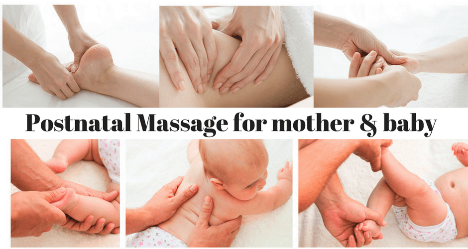 11 Amazing Benefits of Postnatal Massage for the Mother and Baby