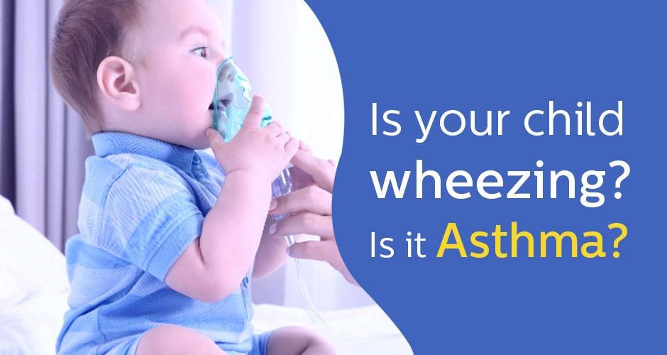 Asthma in Babies: Causes & Symptoms