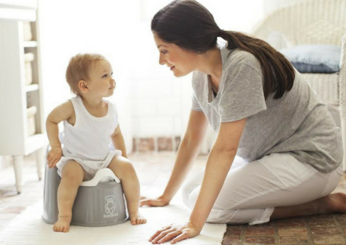 potty training for babies
