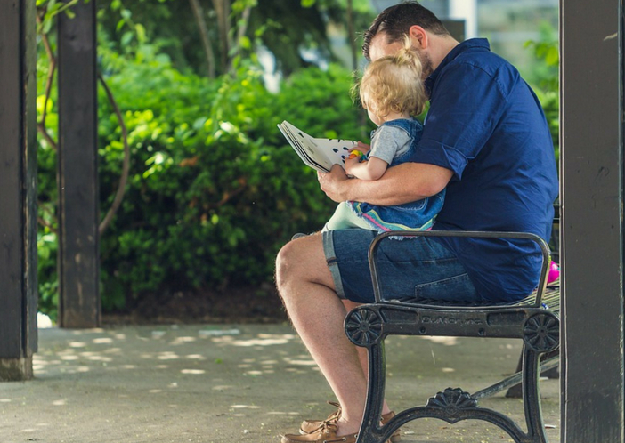 fathers role in child life