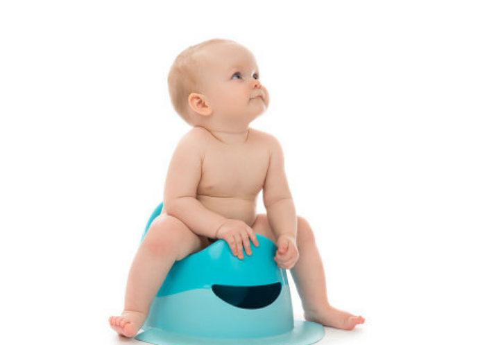 toilet training for babies
