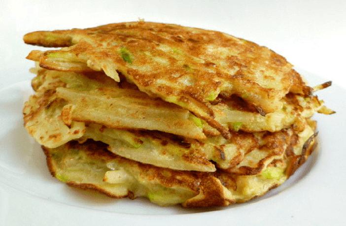 veg pancake for babies