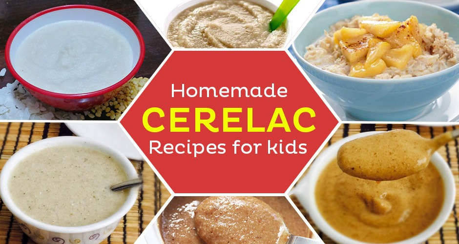 5 Delicious Homemade Cerelac Recipes Your Kids Will Love!