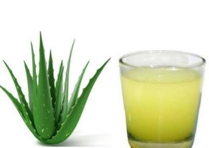 aloevera juice for constipation