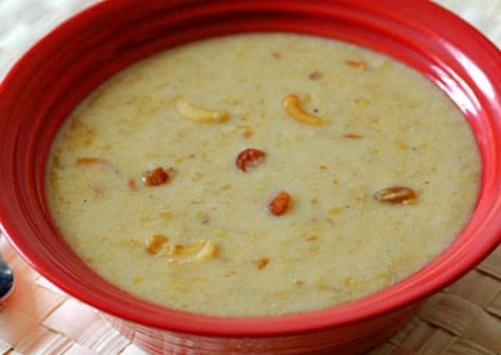 red rice payasam