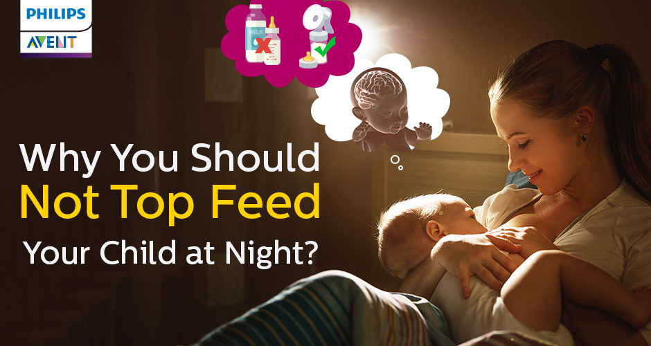 Nighttime Breastfeeding - 5 Reasons why it is a must for your baby?