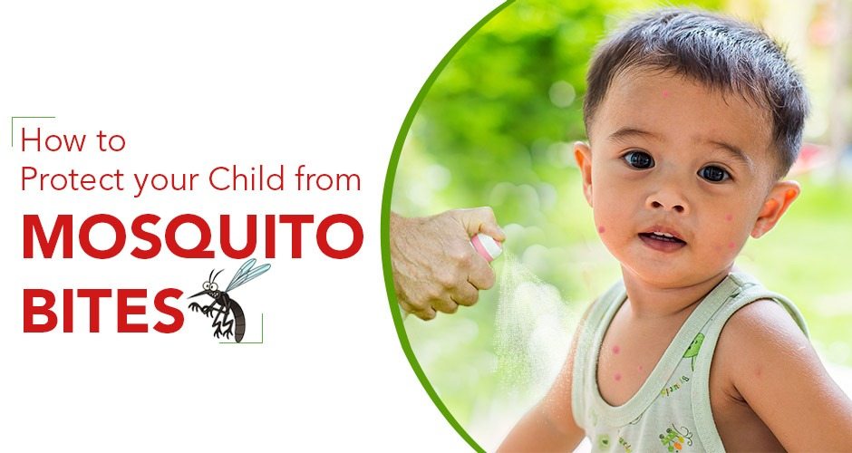 The Best Ways To Protect Your Child From Mosquito Bites When Outdoors