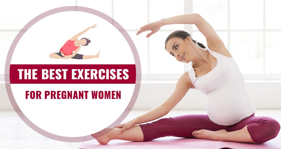 10 Safe Exercises You Should Try When You Are Pregnant