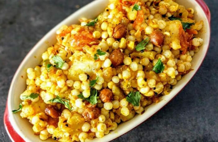 साबूदाना खिचड़ी (Sabudana Khichdi Recipes in Hindi)