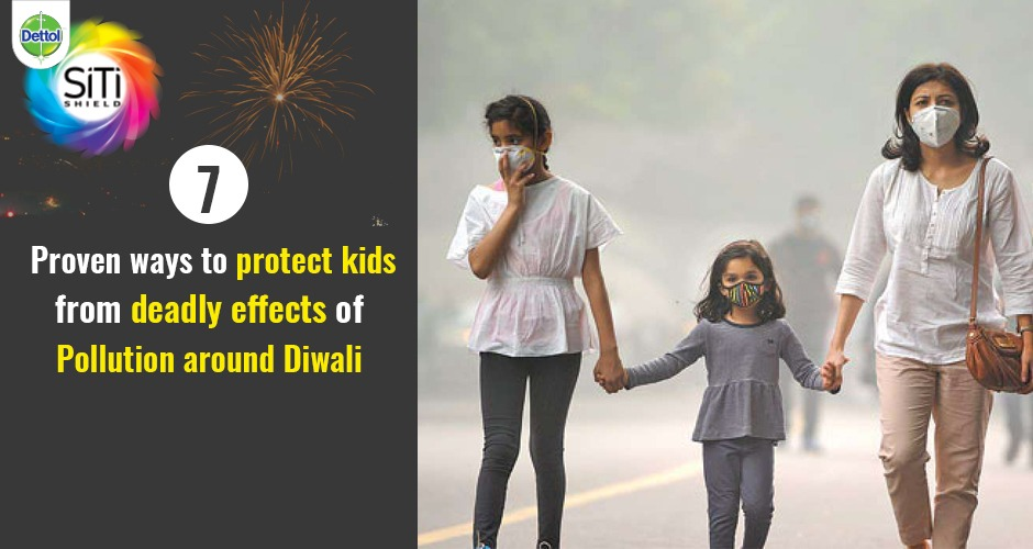 7 Effective Ways To Protect Your Kids from Dangers of Pollution
