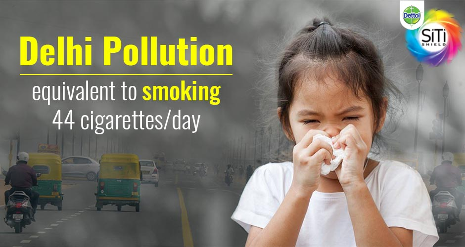 Delhi Pollution : How badly are your kids affected?