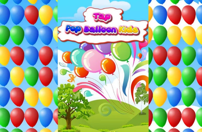 Ballon Game for Children Brain Development