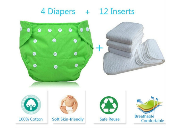 how to use cloth diaper