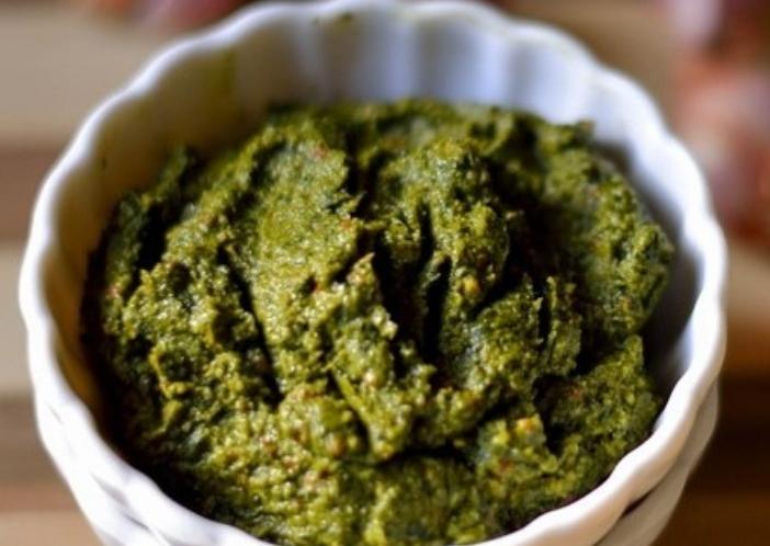 spinach thuvaiyal