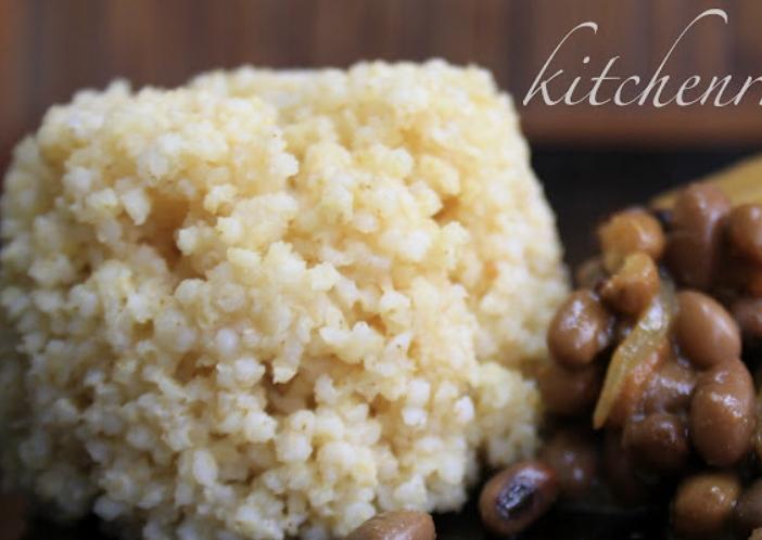 saamai rice