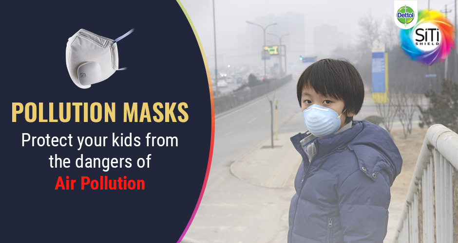 Pollution Masks: Protect Your Kids From The Dangers Of Air Pollution