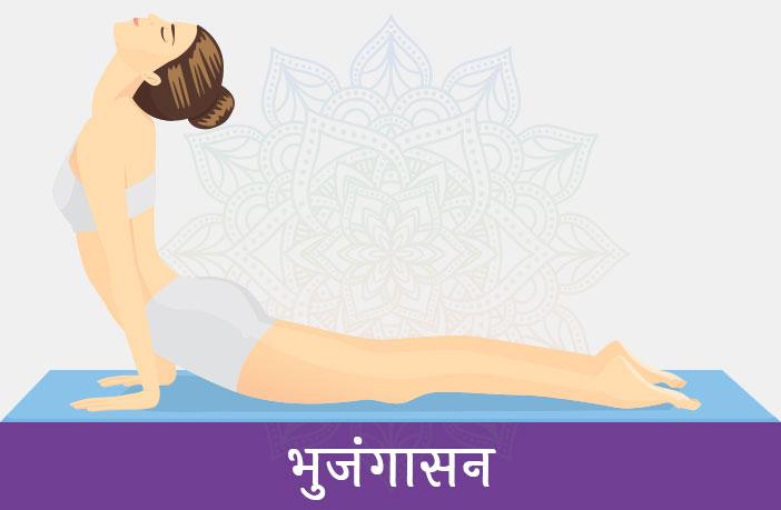 भुजंगासन (Bhujangasan)