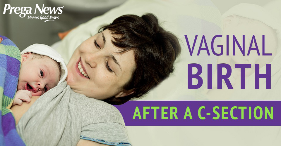 Can You Give Birth Vaginally After A C-Section?
