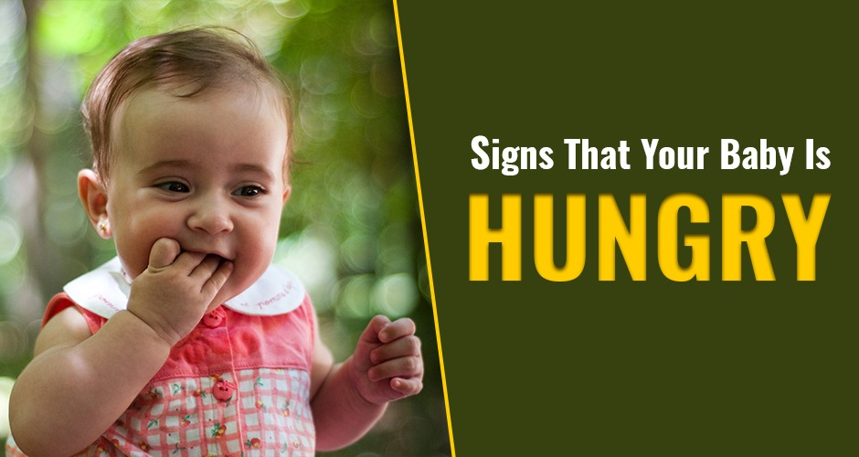 How To Find Out If Your Child Is Hungry Or Full