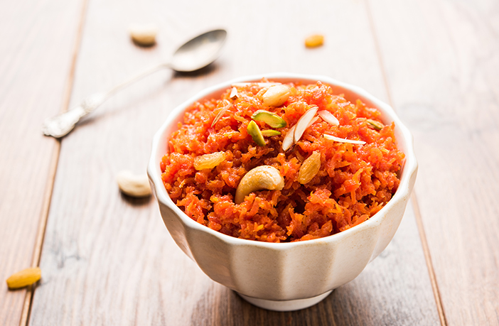 गाजर का हलवा (Carrot Halwa Kaise Banaye)