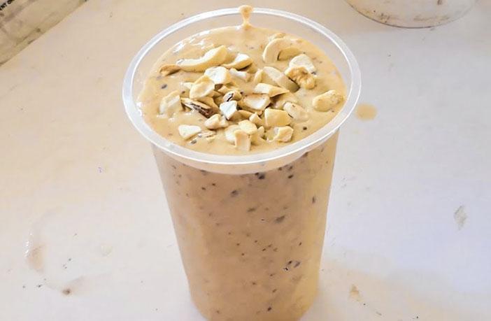 मेवा मिल्क शेक (Dry Fruit Milk Shake)