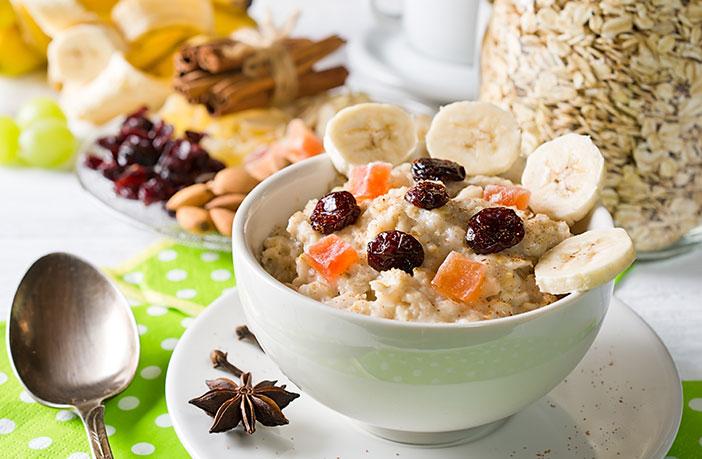 मेवे का दलिया (Dry Fruit Porridge)