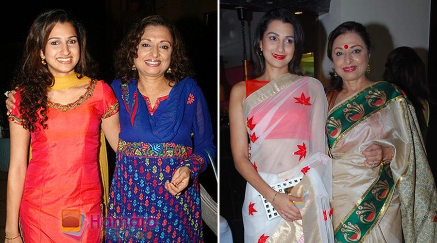 5 टीवी स्टार्स जो बिल्कुल अपनी माँ जैसी दिखती हैं