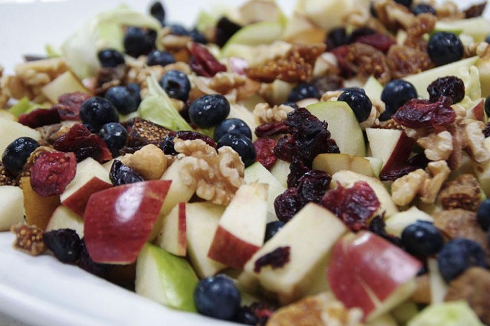 मेवा सलाद (Dry Fruit Salad)