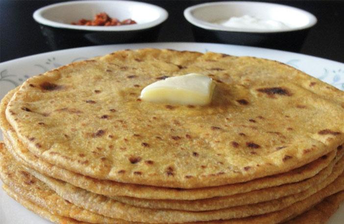 आलू का परांठा (Easy Potato Parantha in Hindi)