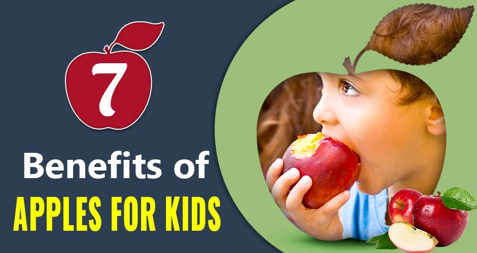 7 Wonderful Benefits Of Apples For Kids (Recipes Included!)