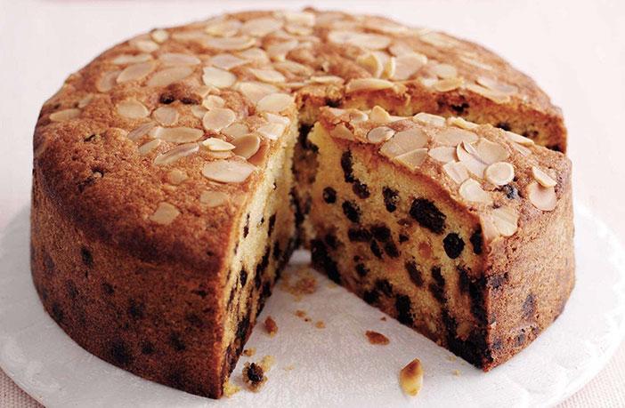 ड्राई फ्रूट केक (Dry Fruit Cake)
