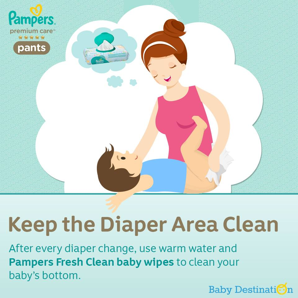 How To Prevent Diaper Rashes