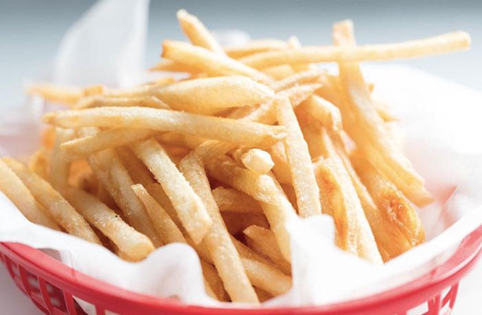 फ्रेंच फ्राइस (French Fries)