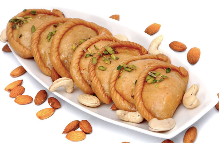 Gujiya Recipe in Hindi