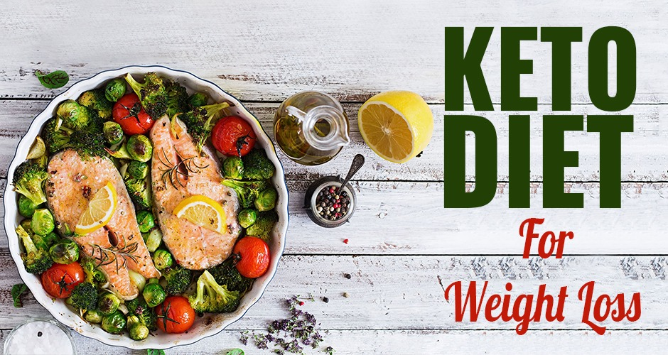Want To Lose Weight? Try The Keto Diet!