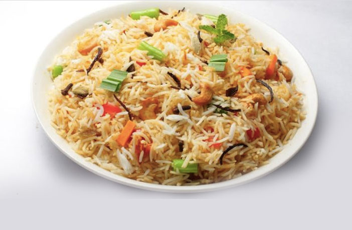 Dry Fruit Rice