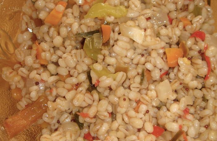 जौ का उपमा (Barley Upma Recipe)