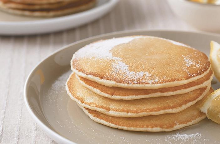 Plain Pancake