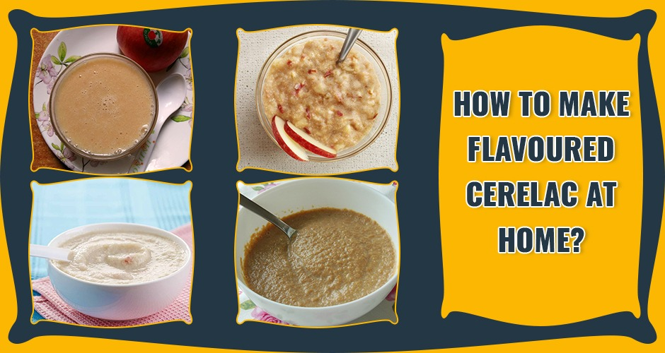 How To Make Flavored Cerelac At Home