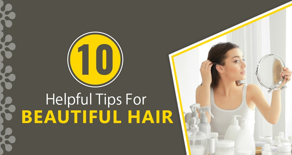 10 Quick And Easy Haircare Tips For Busy Moms