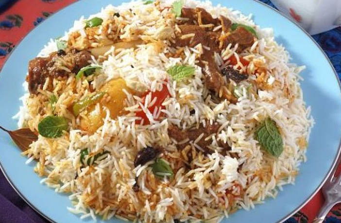 Coconut-milk-briyani