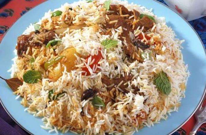 Coconut-milk-briyani