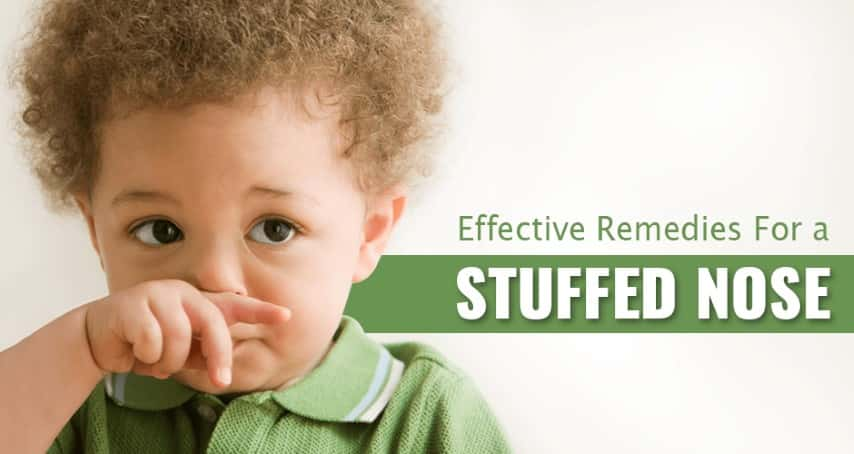 Natural Home Remedies To Treat Your Baby S Stuffy Nose