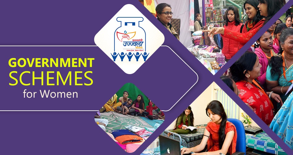 Government Schemes For Indian Women You Should Know About
