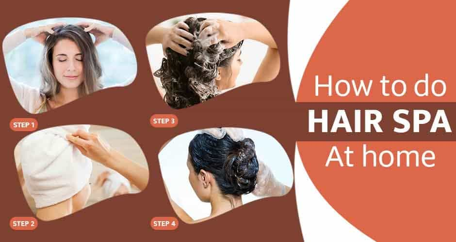 How to do Hair Spa At Home for Beautiful Hair